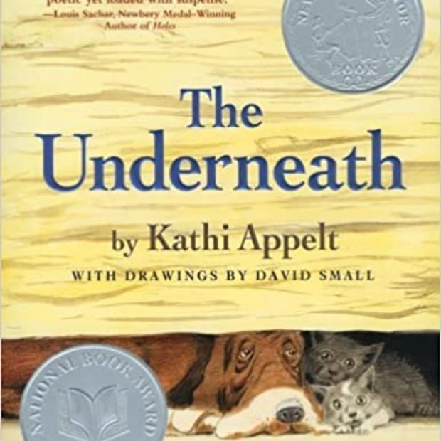 the-underneath-by-kathi-appelt-childrens-book-review
