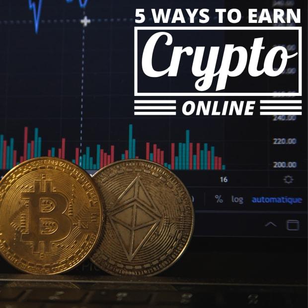 易于赚取的赚取加密货币