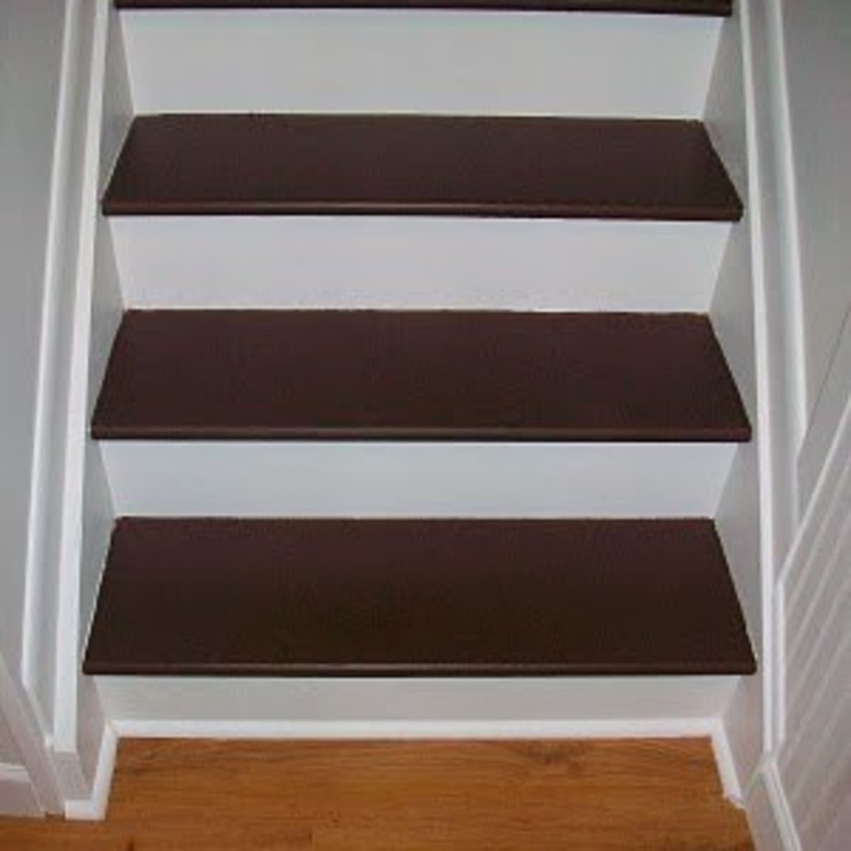 How To Paint And Refinish Your Stairs Dengarden Home And Garden
