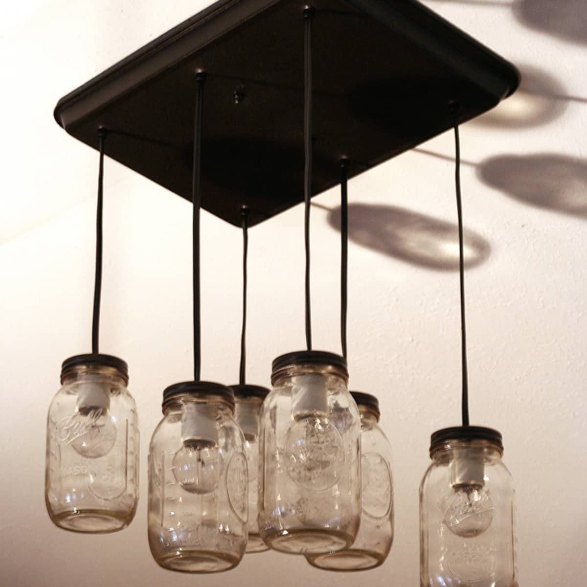 Diy Mason Jar Pendant Lights Dengarden Home And Garden