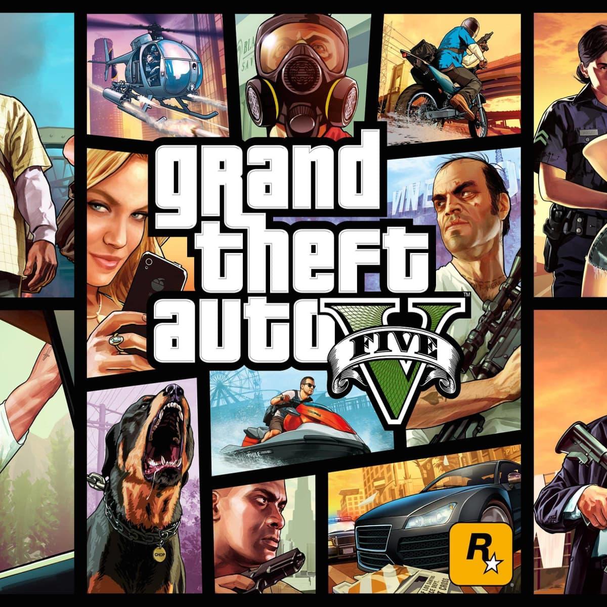 Grand Theft Auto 5 Gta V