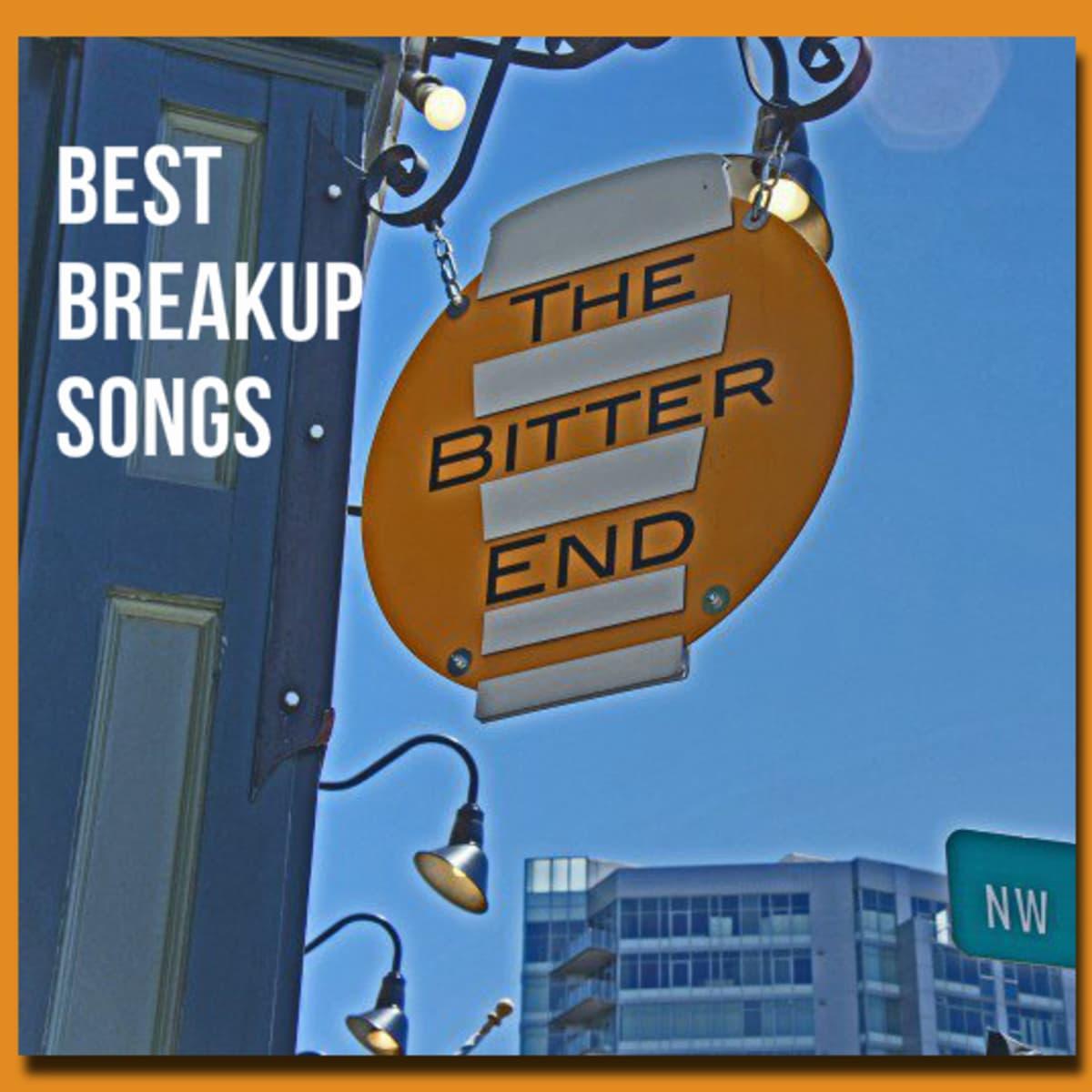 Lyrics sad break up 41 Of