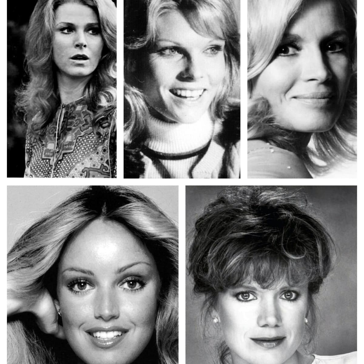 Actresses older white Most Beautiful