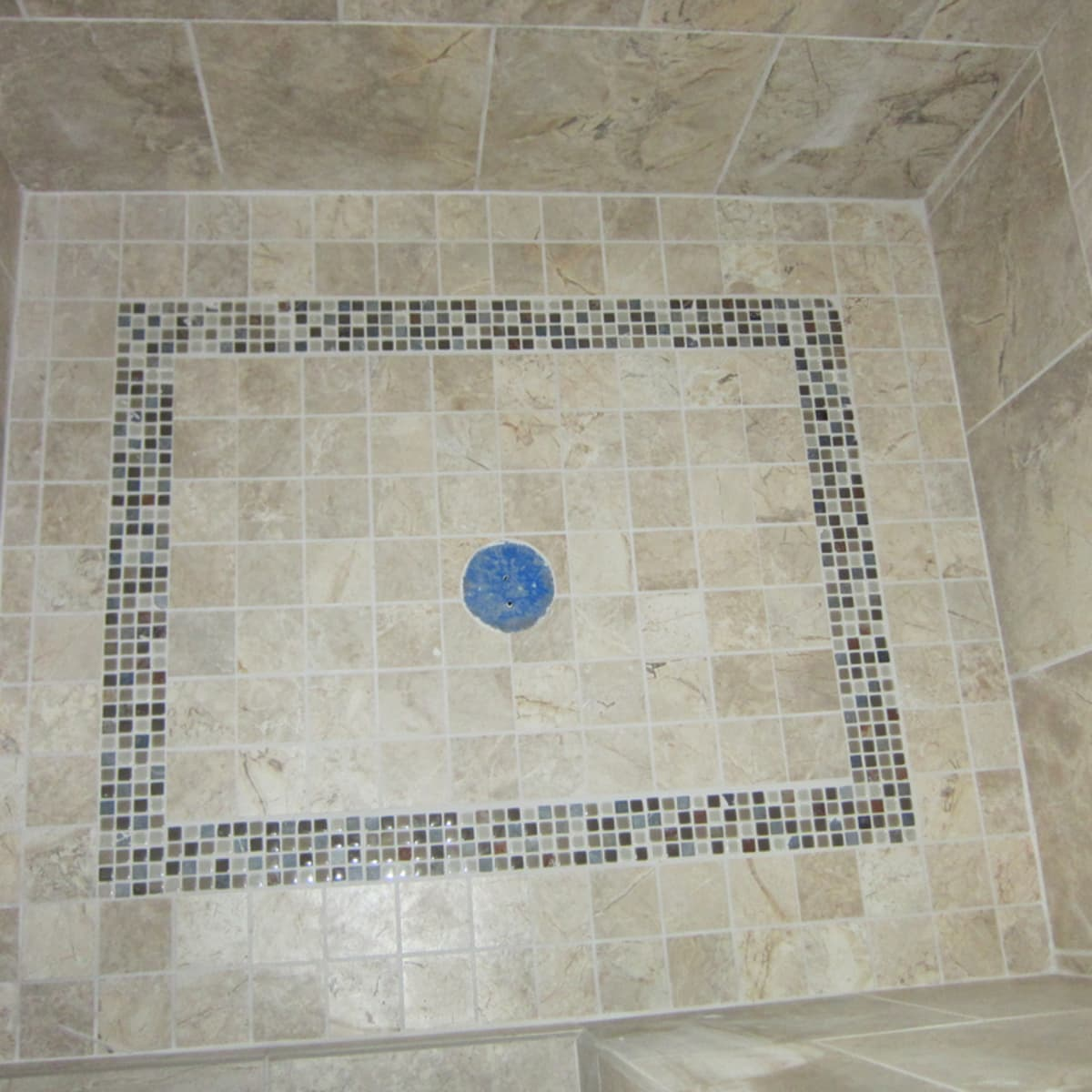 How To Slope A Shower Floor With Mortar Dengarden