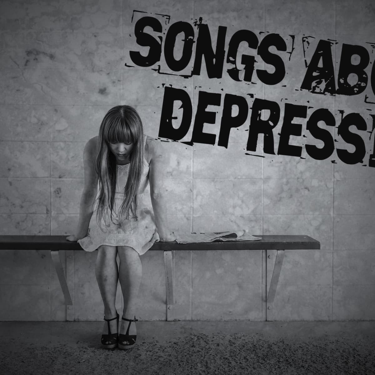 58 Songs About Depression Spinditty Music