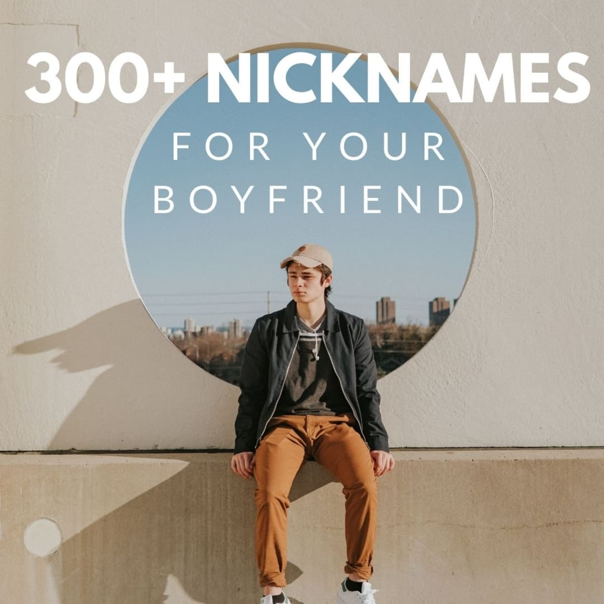 Boyfriend nicknames list for Top 80