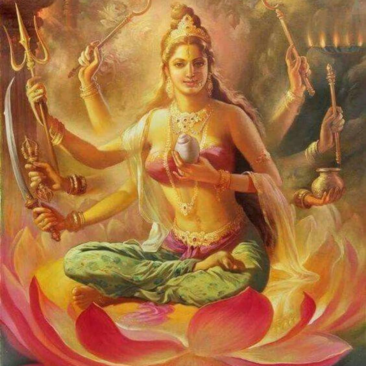 Exploring the Hindu Goddess Shakti - Exemplore