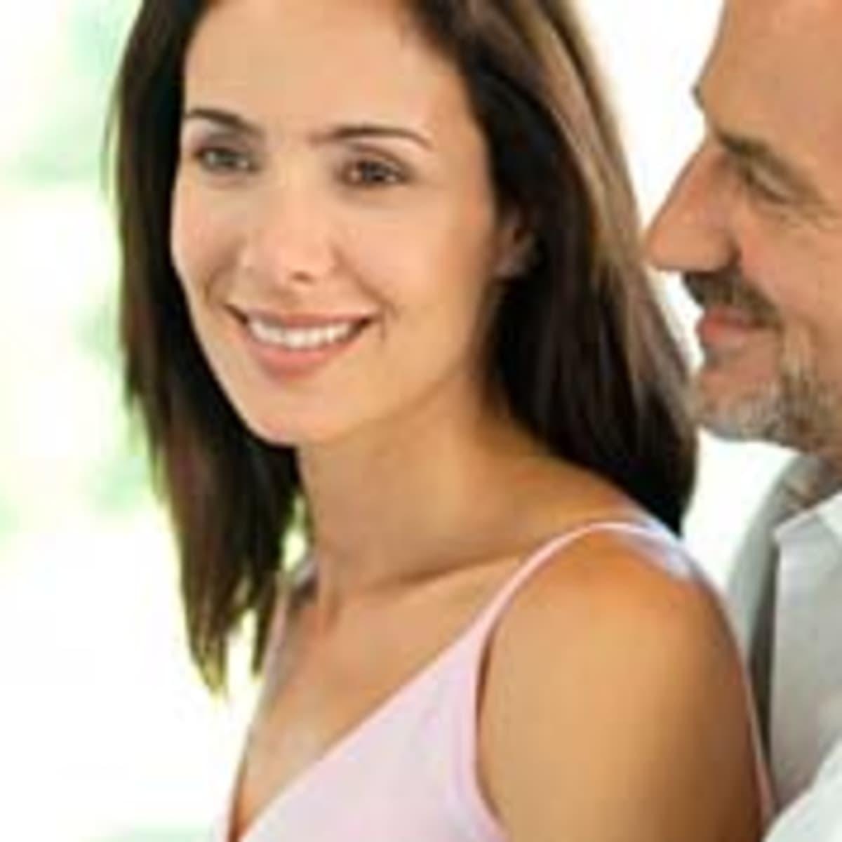 Older woman may december relationships