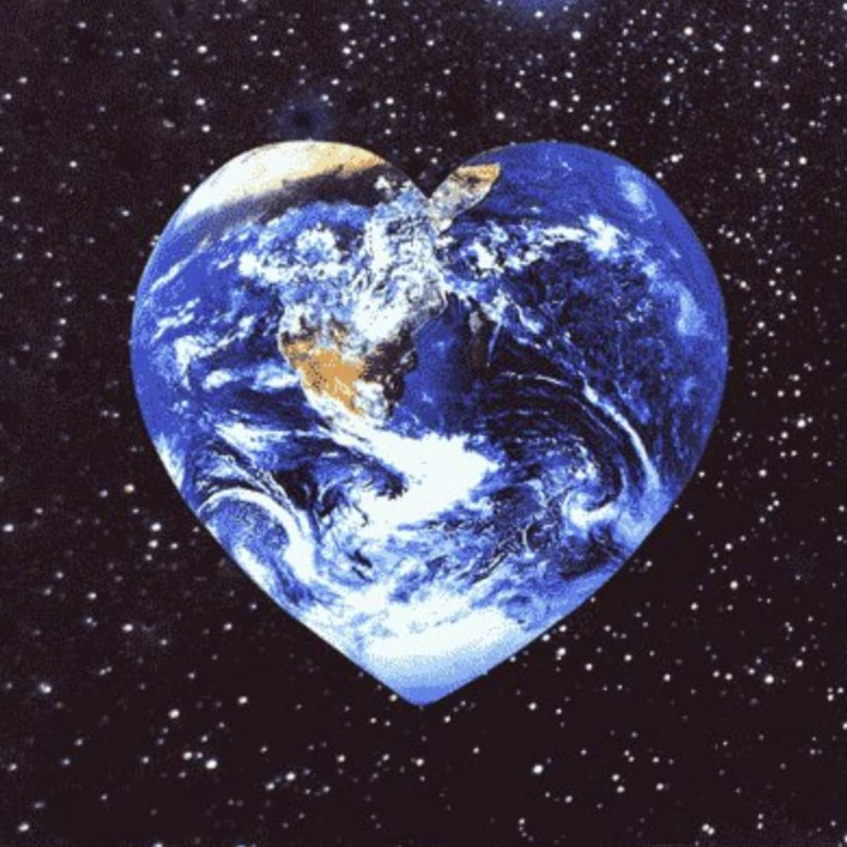 Earth Is Heart-Shaped: Earth Is The Human Heart - HubPages