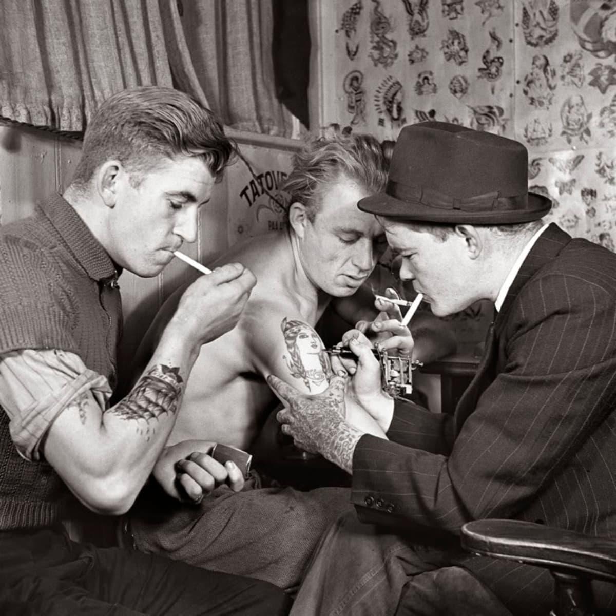 Traditional Nautical Sailor Tattoos Meanings Origins Ideas Tatring Tattoos Piercings