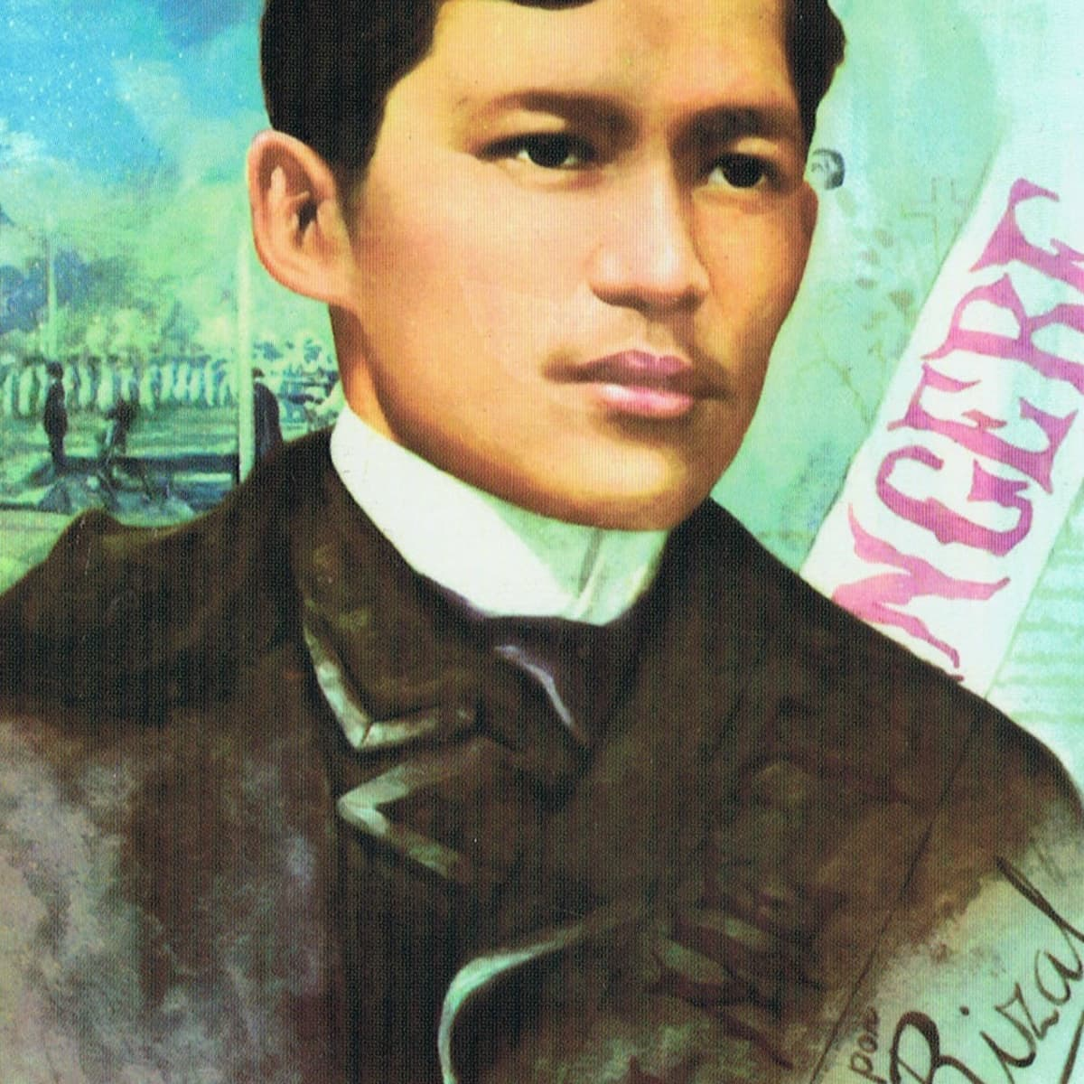 Short Biography of Jose Rizal National Hero of the Philippines ...