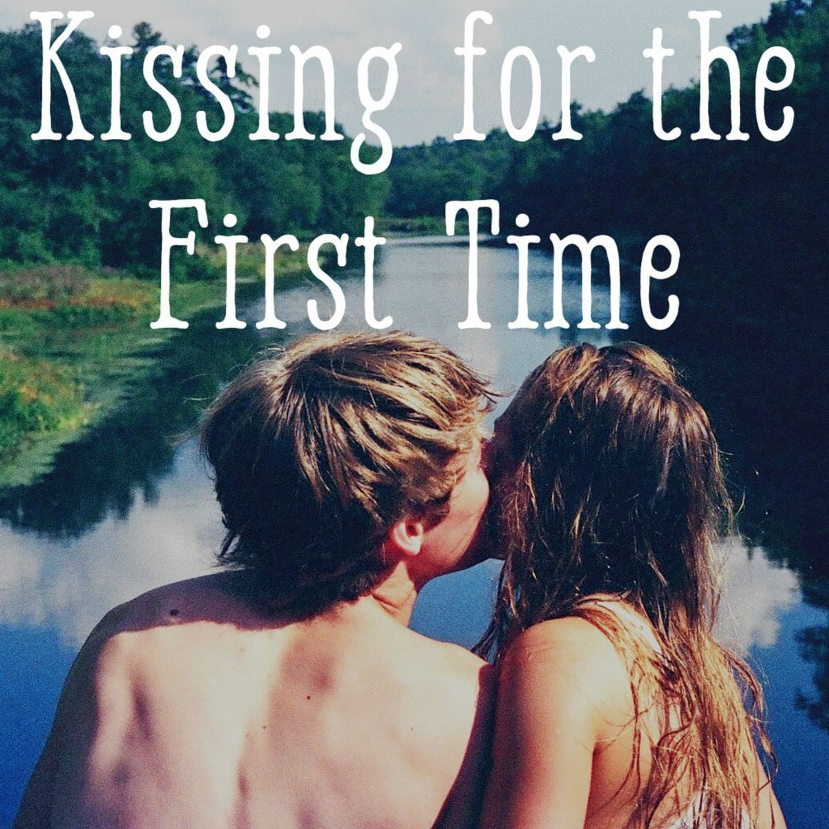 My love boyfriend kissing Not as