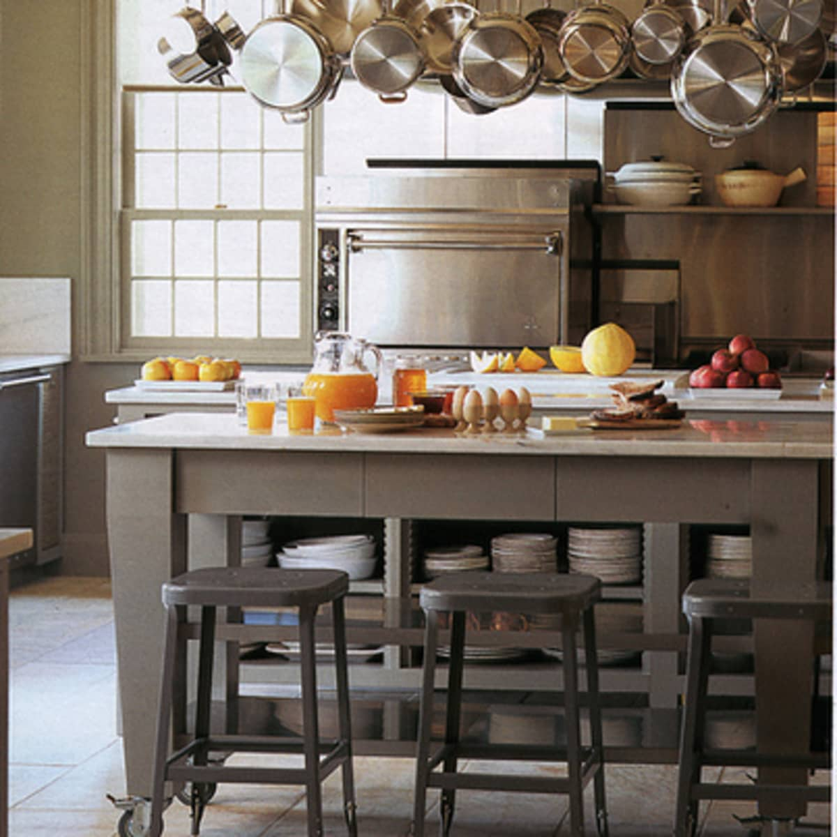 Little Ideas For Making A Small Kitchen Feel Bigger Dengarden Home And Garden