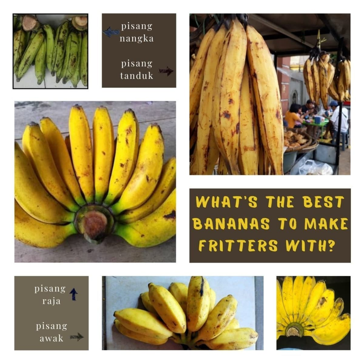 Which Banana Varieties Are Suitable for Banana Fritters   Delishably