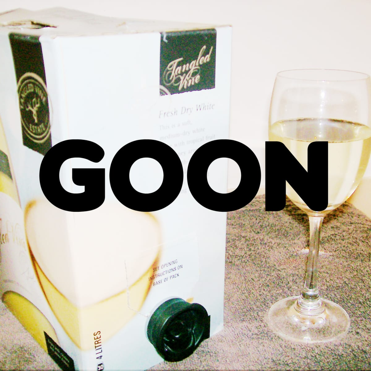 Goon Australia S Most Famous Drink What Is It Delishably Food And Drink Because butter is bad for the environment. goon australia s most famous drink