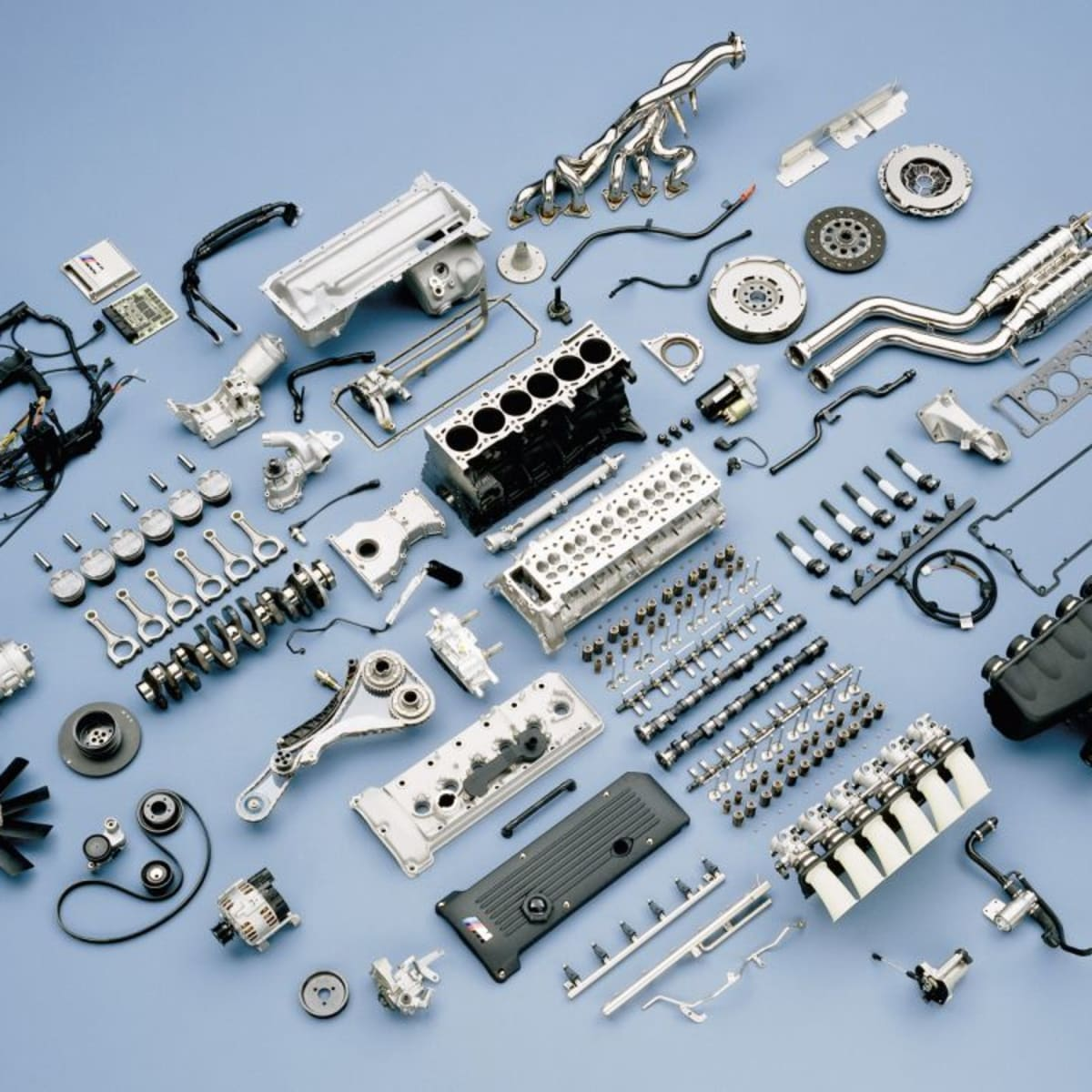 Overview of Various Useful Diesel Engine Parts