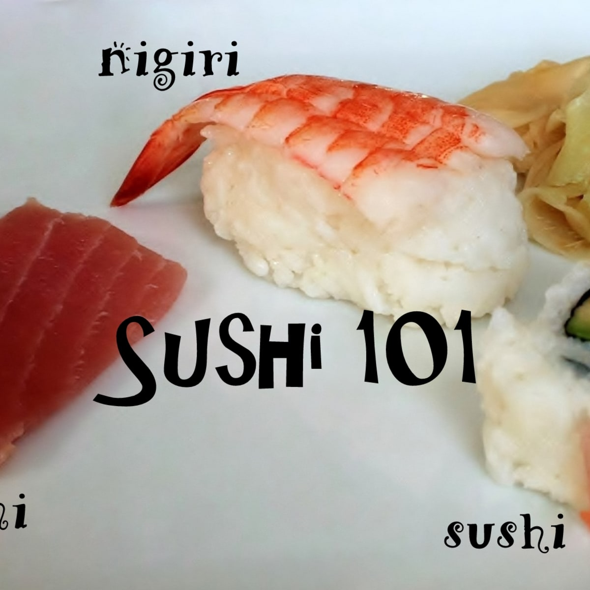 The Different Kinds Of Sushi Types Names And Photos Delishably Food And Drink