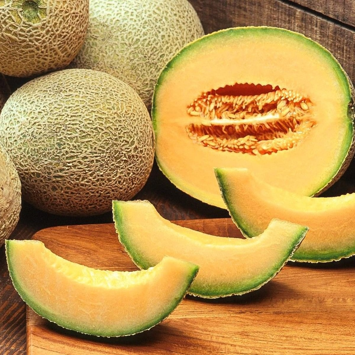 Cantaloupes Nutrients Health Benefits And Foodborne Illness Delishably Food And Drink (i am sure to get flamed in the comments for this this is the season of cantaloupe and i cannot say enough good things about it. cantaloupes nutrients health benefits
