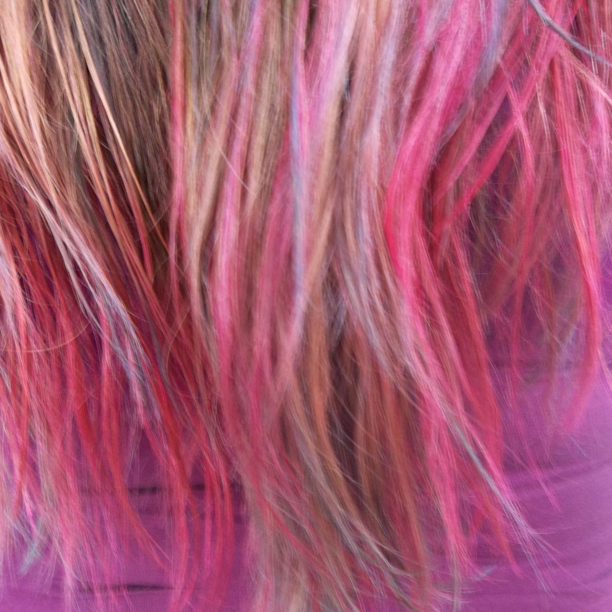 How To Dye The Ends Of Your Hair Fun Colors Tips From A Pro Bellatory Fashion And Beauty