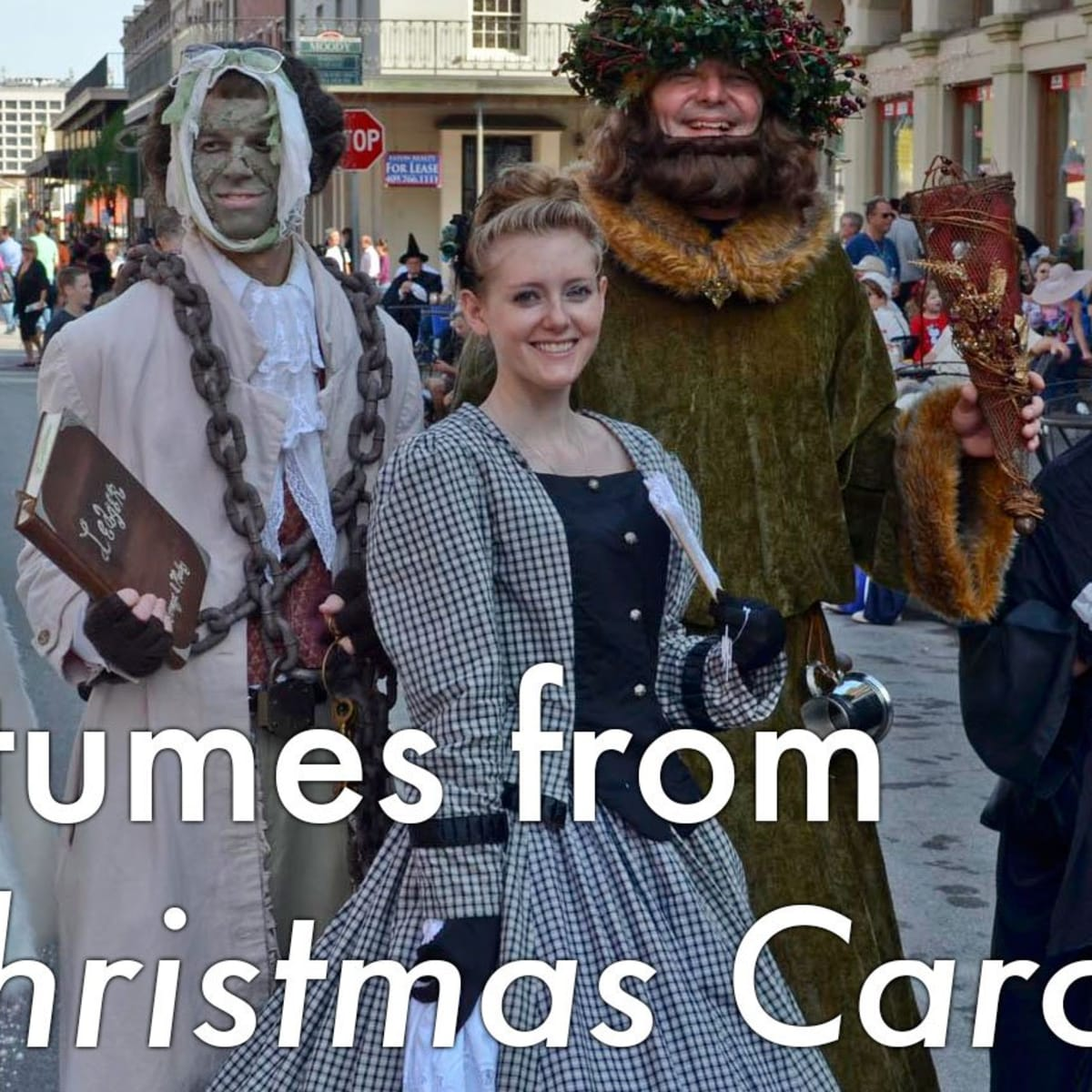 Dickens Christmas play costume Ebenezer Scrooge