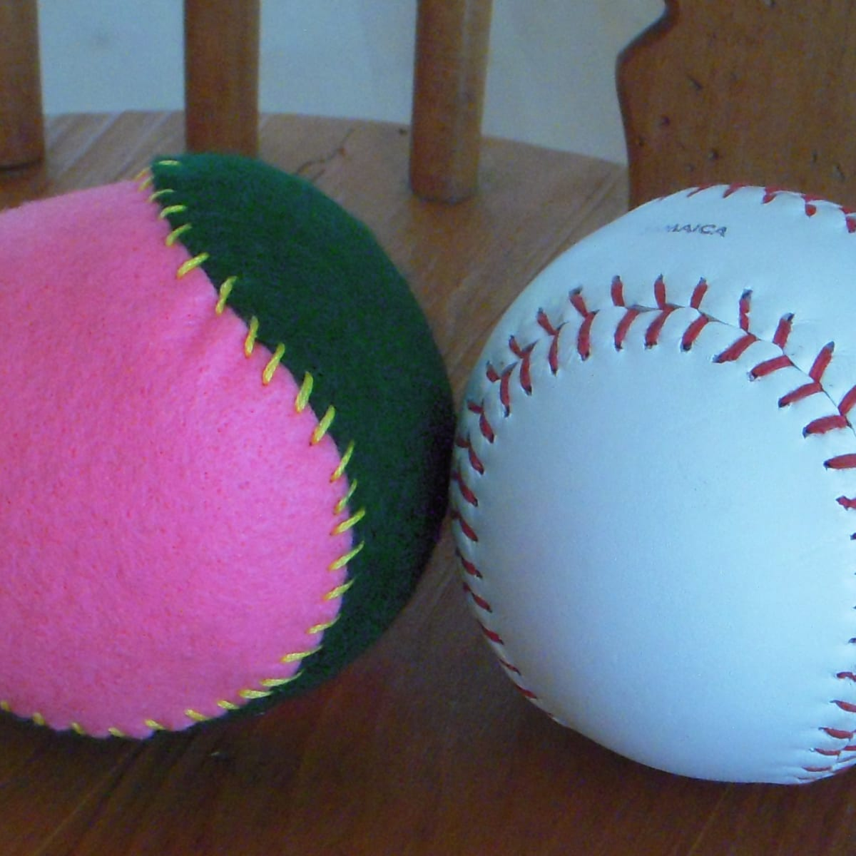 How To Make A Cloth Ball Feltmagnet Crafts