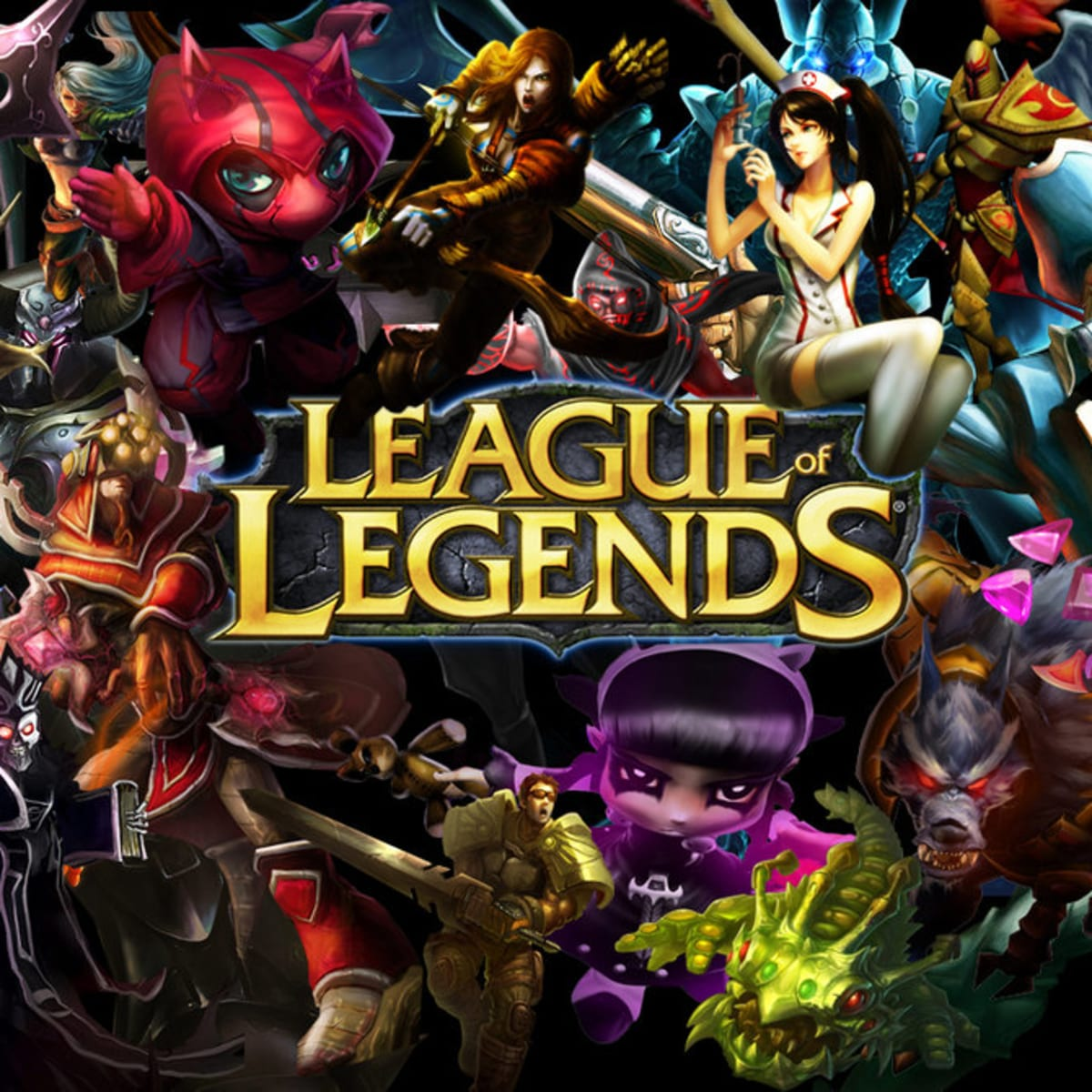 League Of Legends 7 Annoying Champions Levelskip Video Games