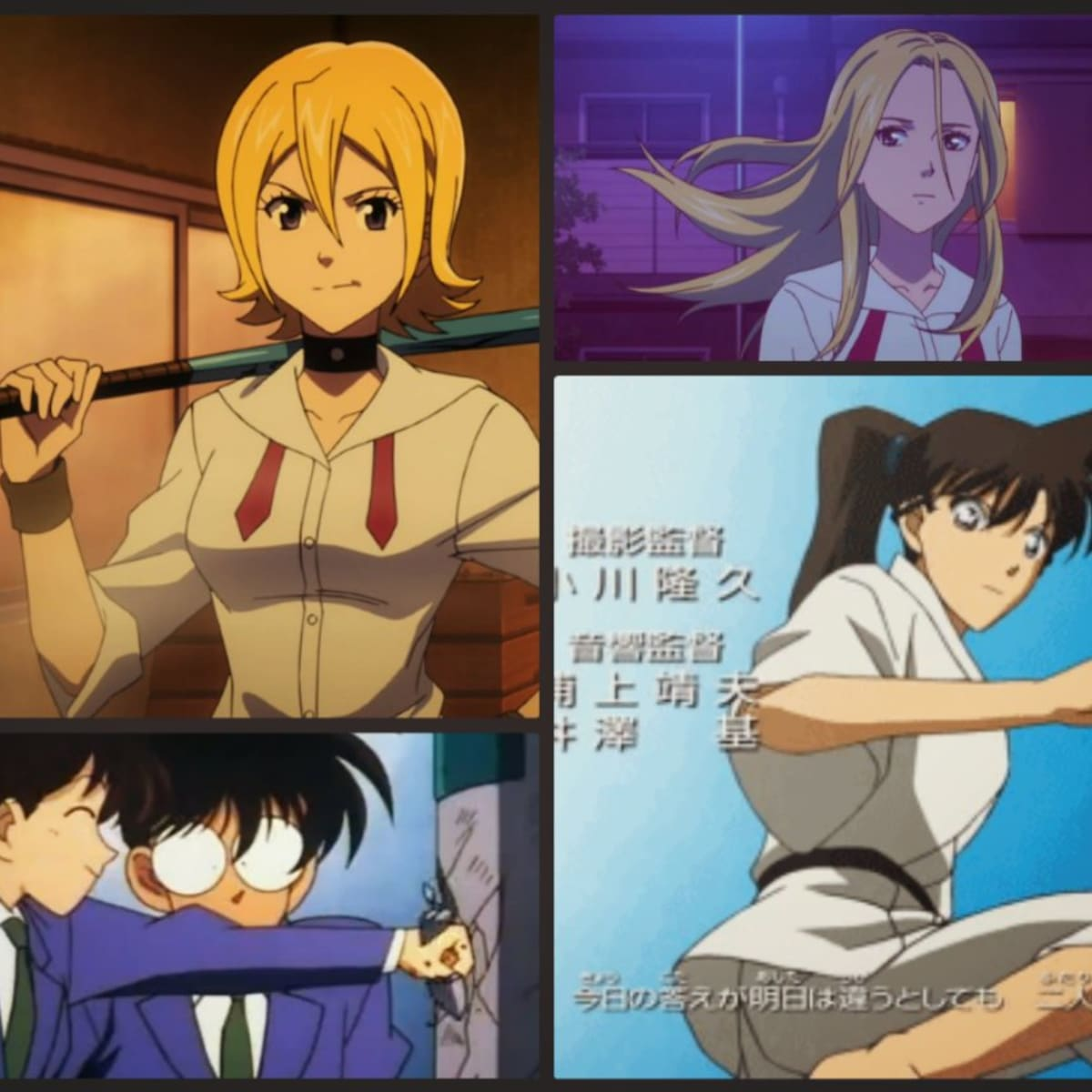 Girl Power! The Strongest Female Anime Characters - ReelRundown
