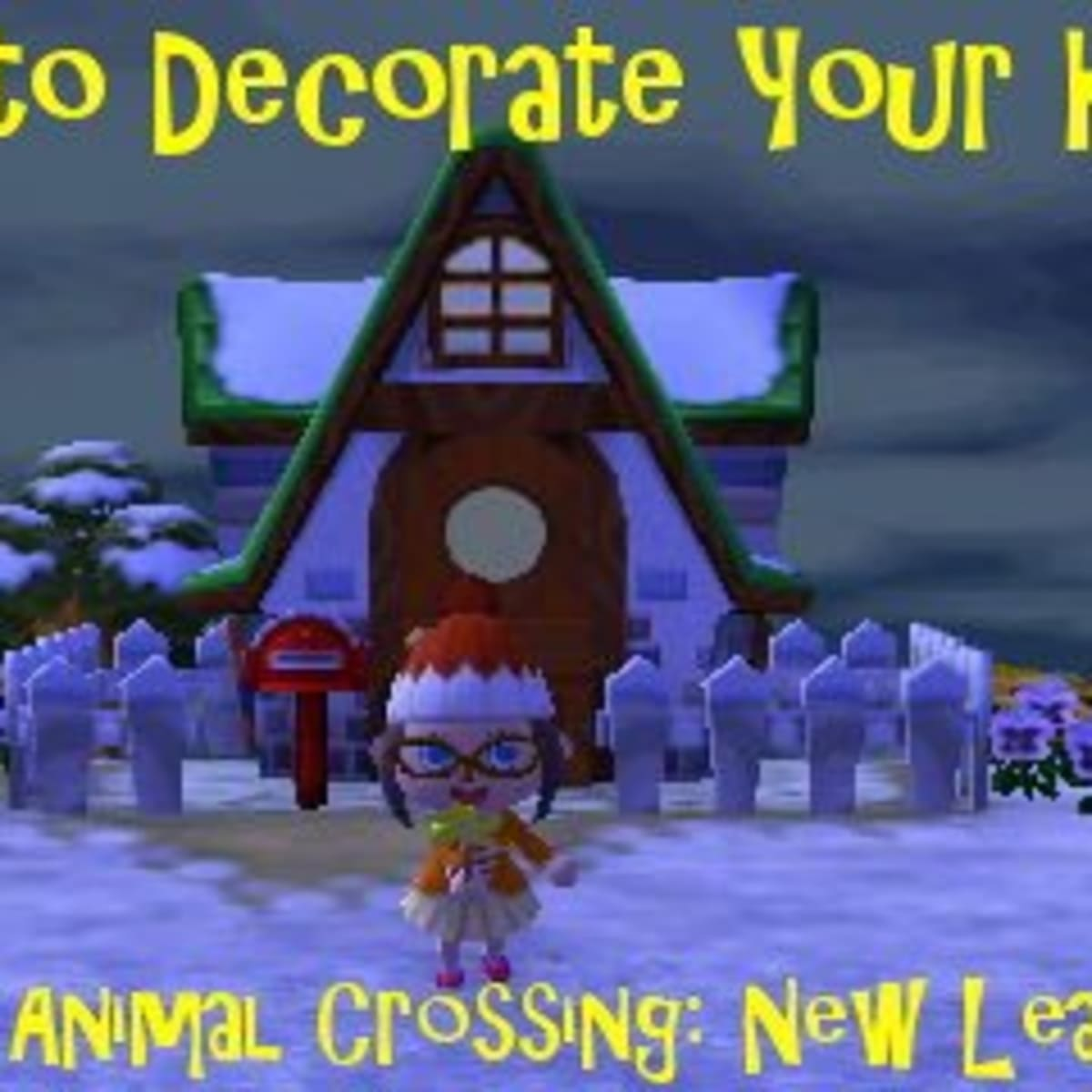 How To Decorate Your House In Animal Crossing New Leaf Levelskip Video Games