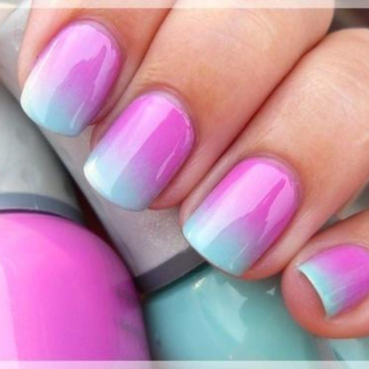 How To Do Diy Ombre Nails Bellatory Fashion And Beauty