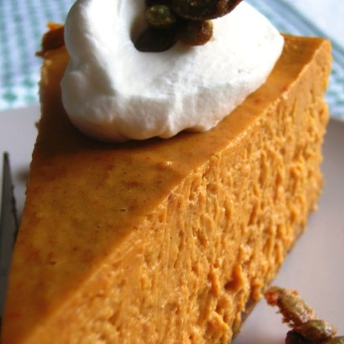 Copycat Cheesecake Factory Pumpkin Cheesecake Plus 2 More Delishably Food And Drink