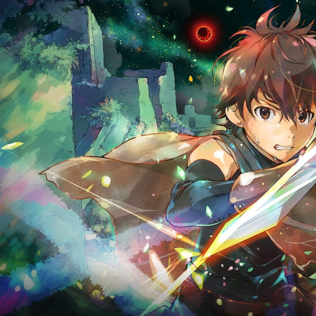 10 Anime Like Hai To Gensou No Grimgar Reelrundown Entertainment