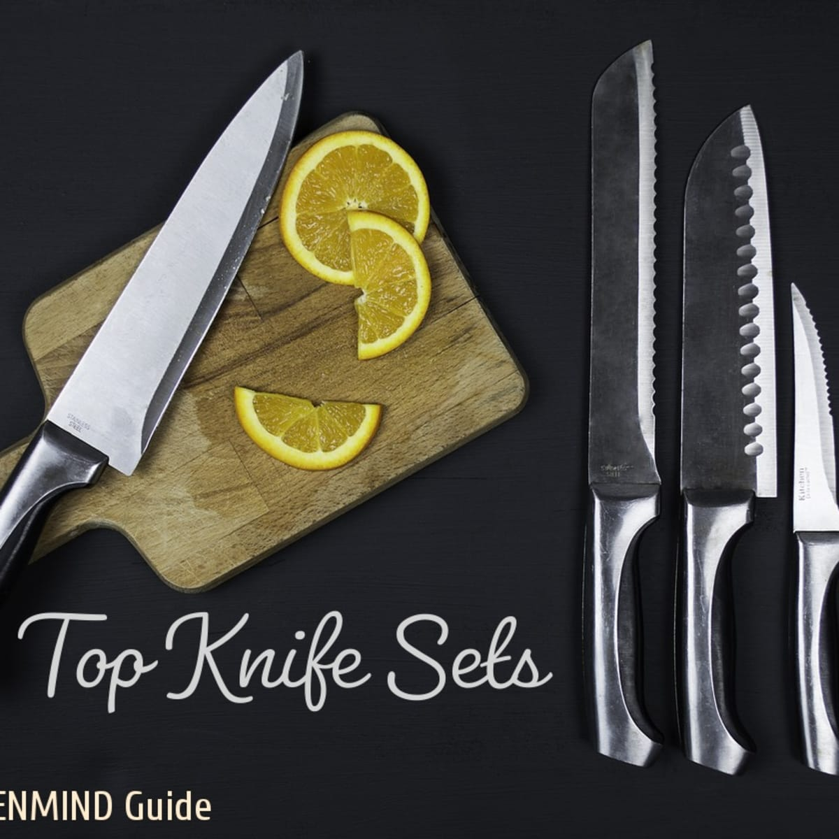 2019 S Top 10 Kitchen Knife Sets Delishably