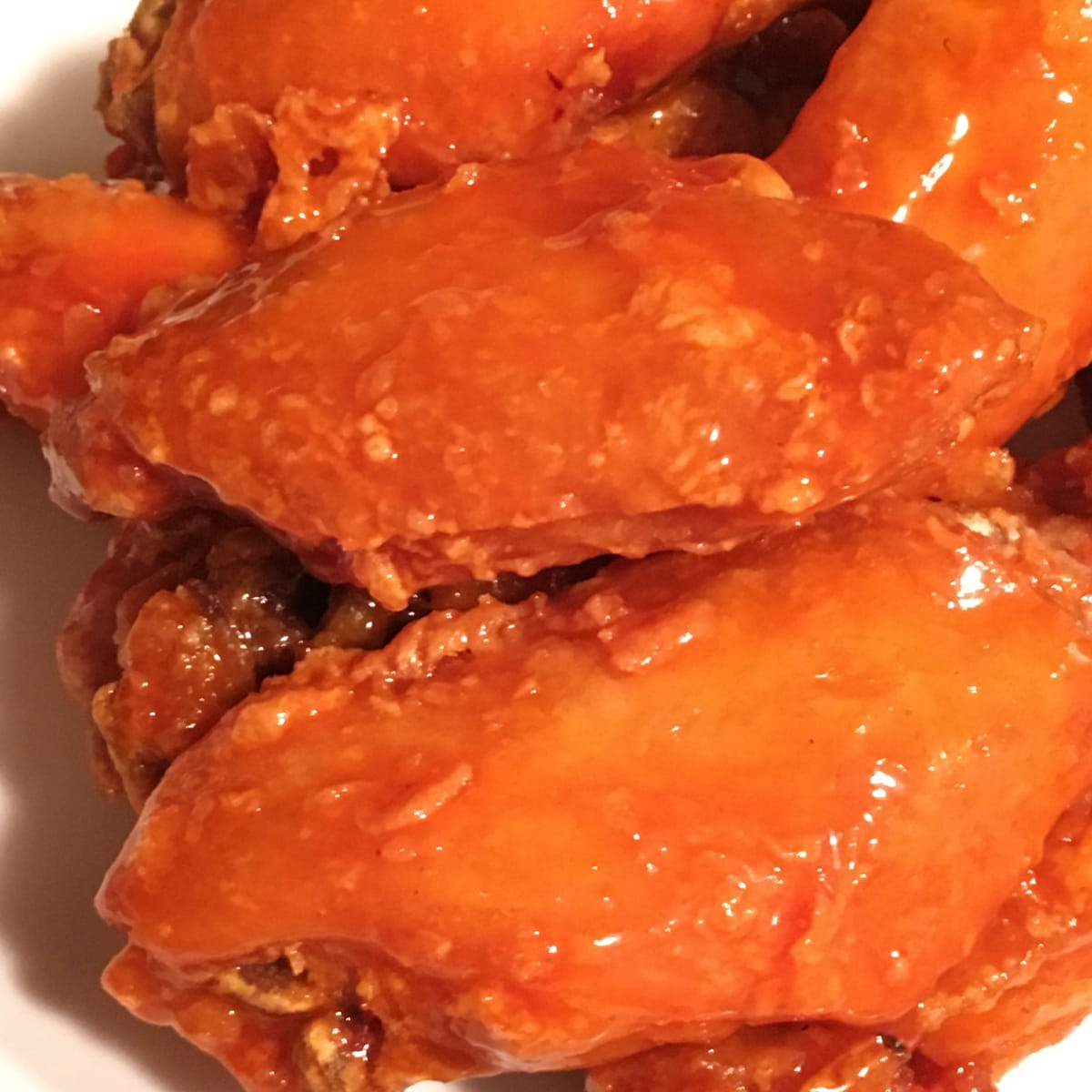 Super Crispy Chicken Wings A Copper Chef Pot Recipe Delishably