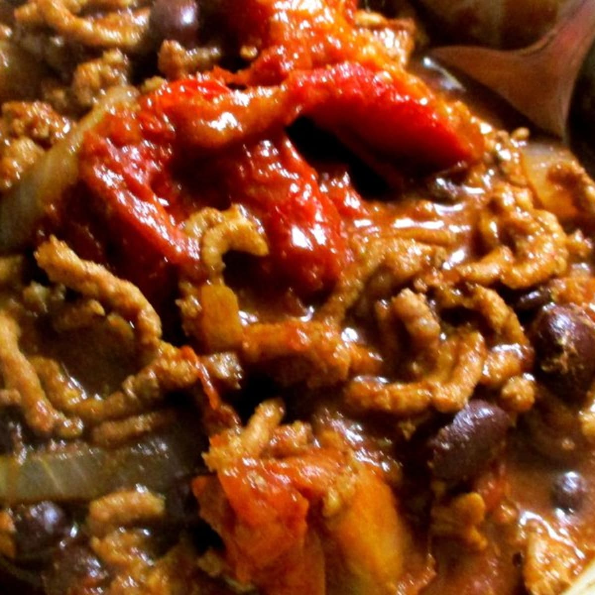 Black Bean Cocoa Chili Delishably Food And Drink