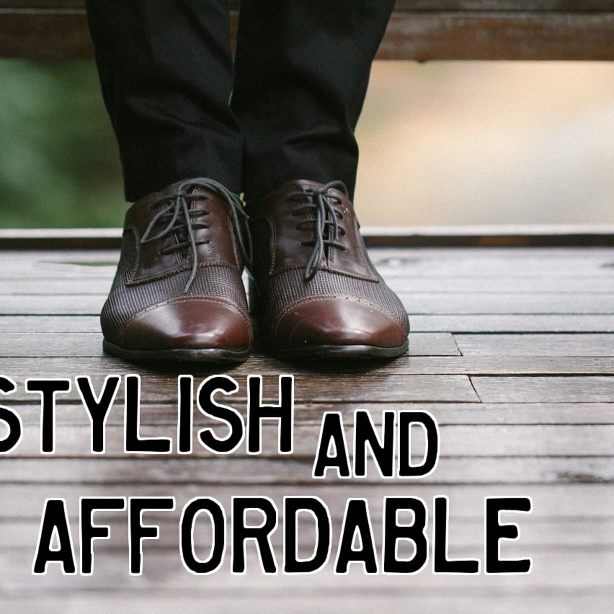Top 10 Affordable Work Shoes for Men