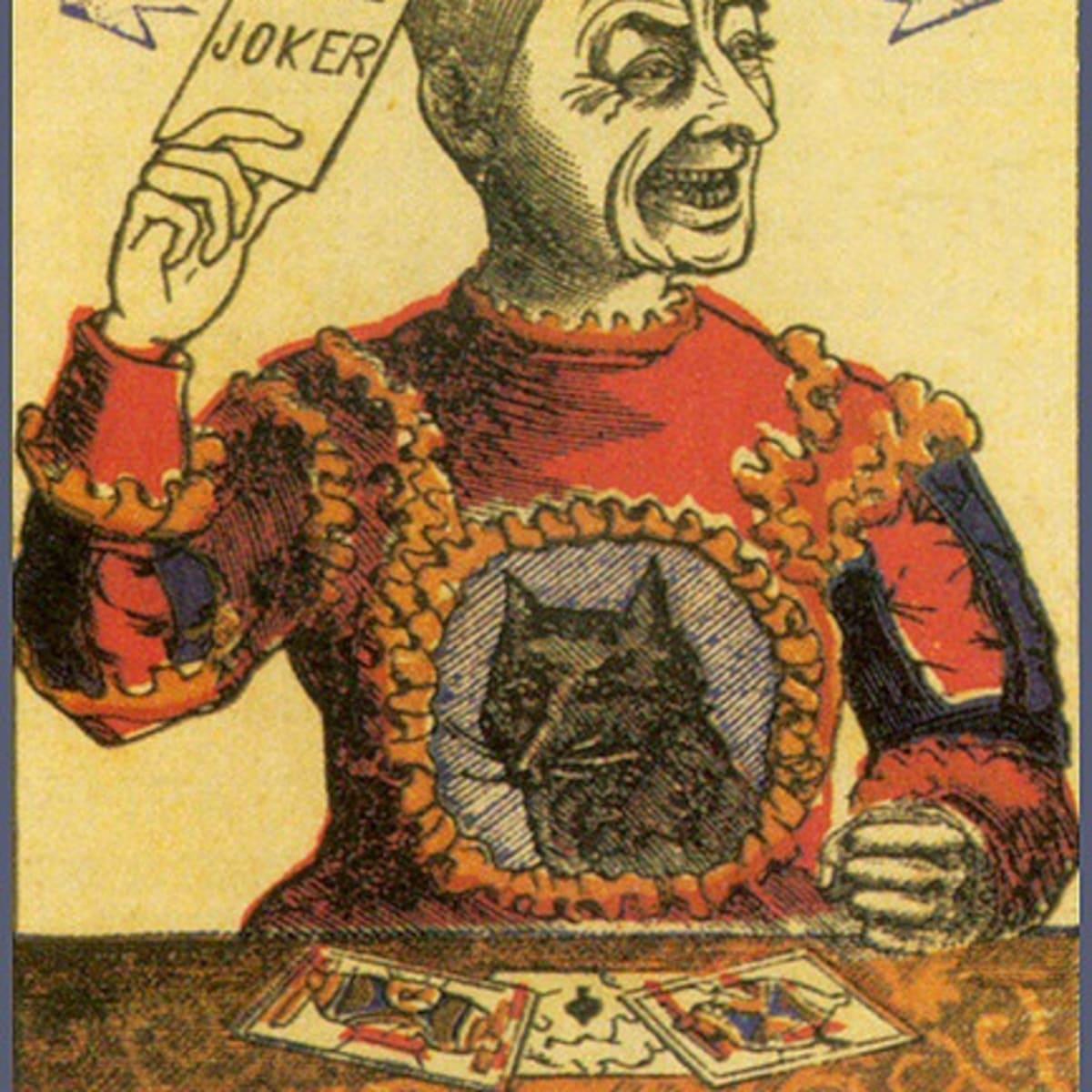The History Of The Joker Card Hobbylark