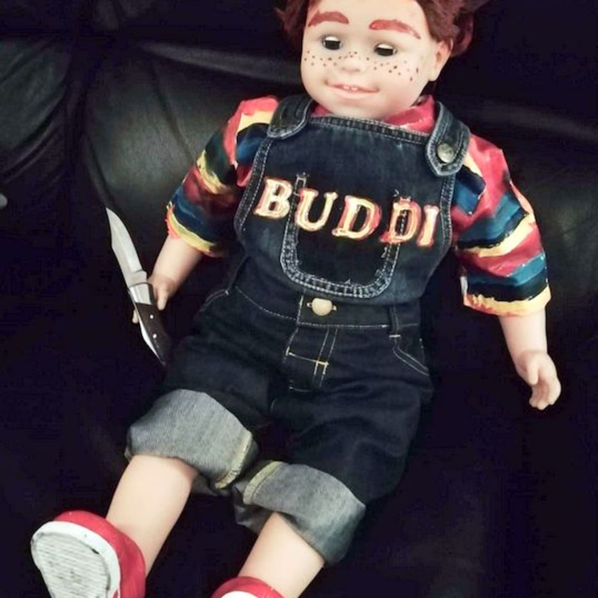 How To Make A Chucky Doll From Child S Play For Halloween Holidappy Celebrations