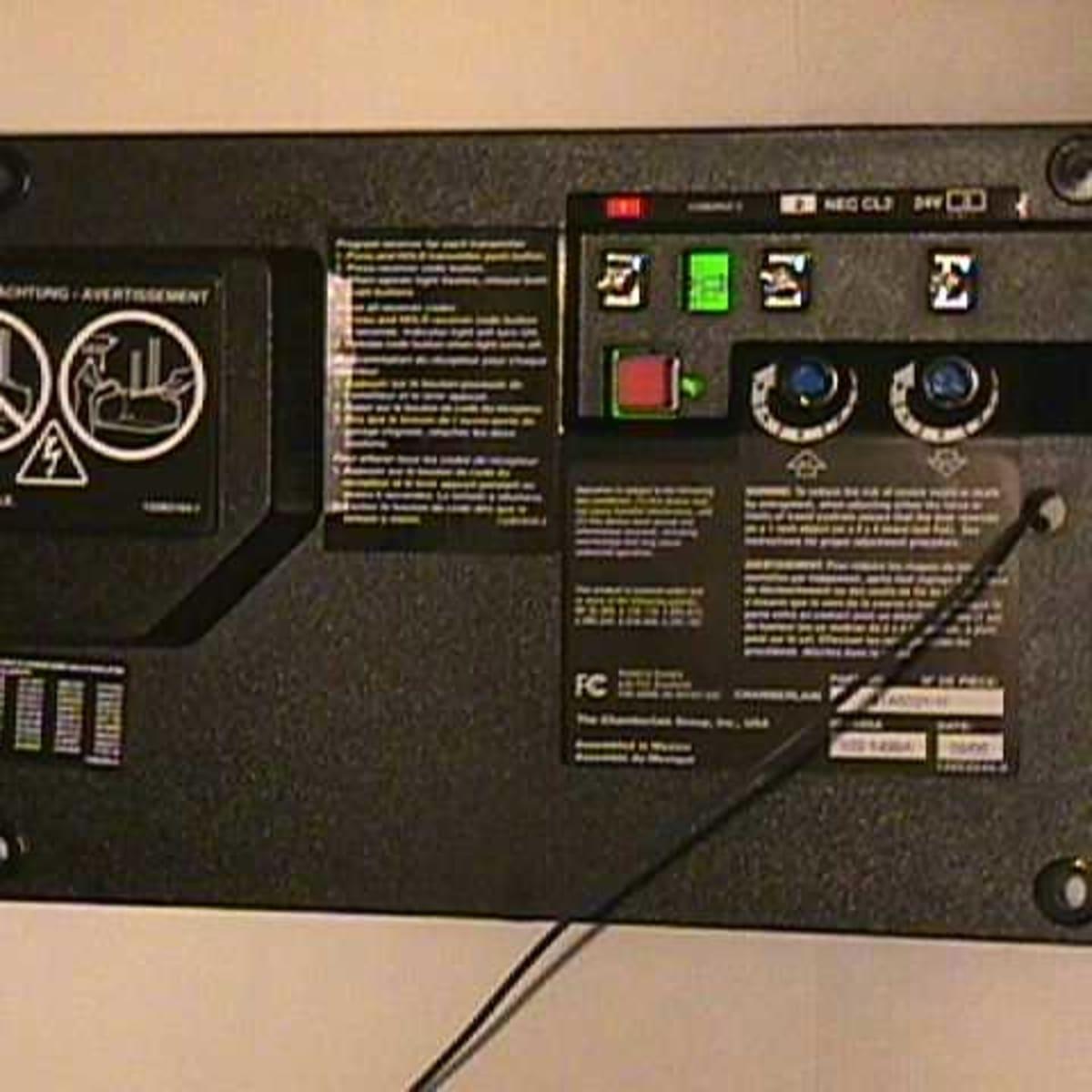 How To Program Your Garage Door Remote Control Hubpages