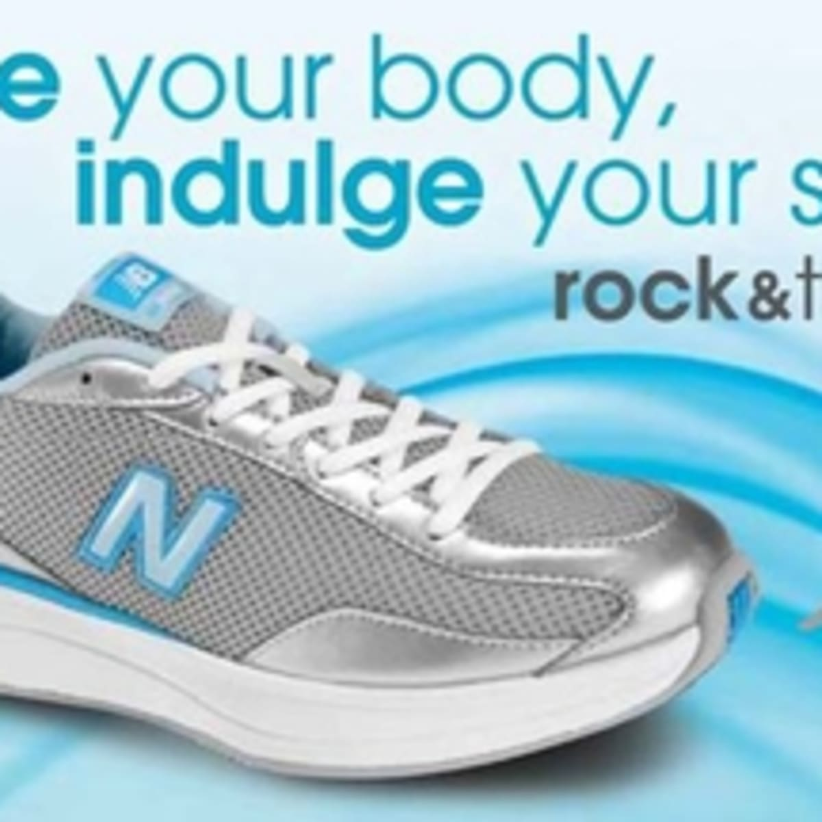 uvas Magnético Confundir  New Balance Rock & Tone Trainers and Sandals - HubPages