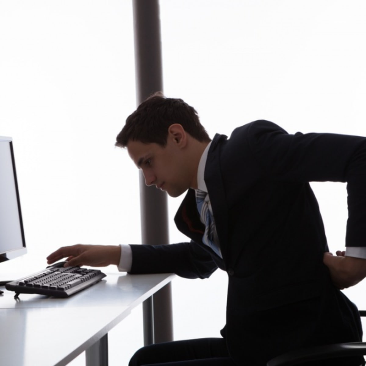 Can Your Office Chair Cause Hip Pain Hubpages