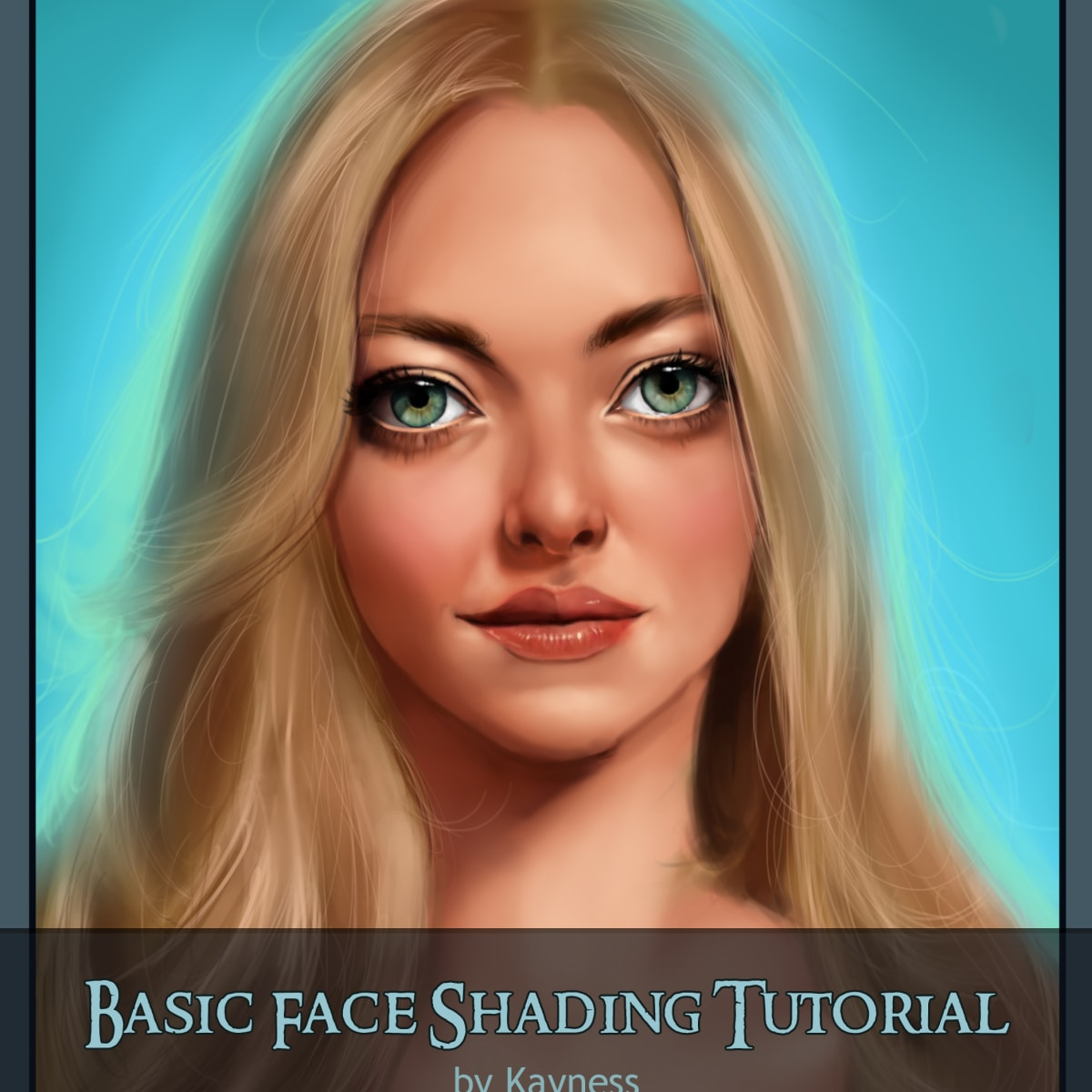 How To Create Beautiful Realistic Face Shading Using Digital Art Programs Hubpages