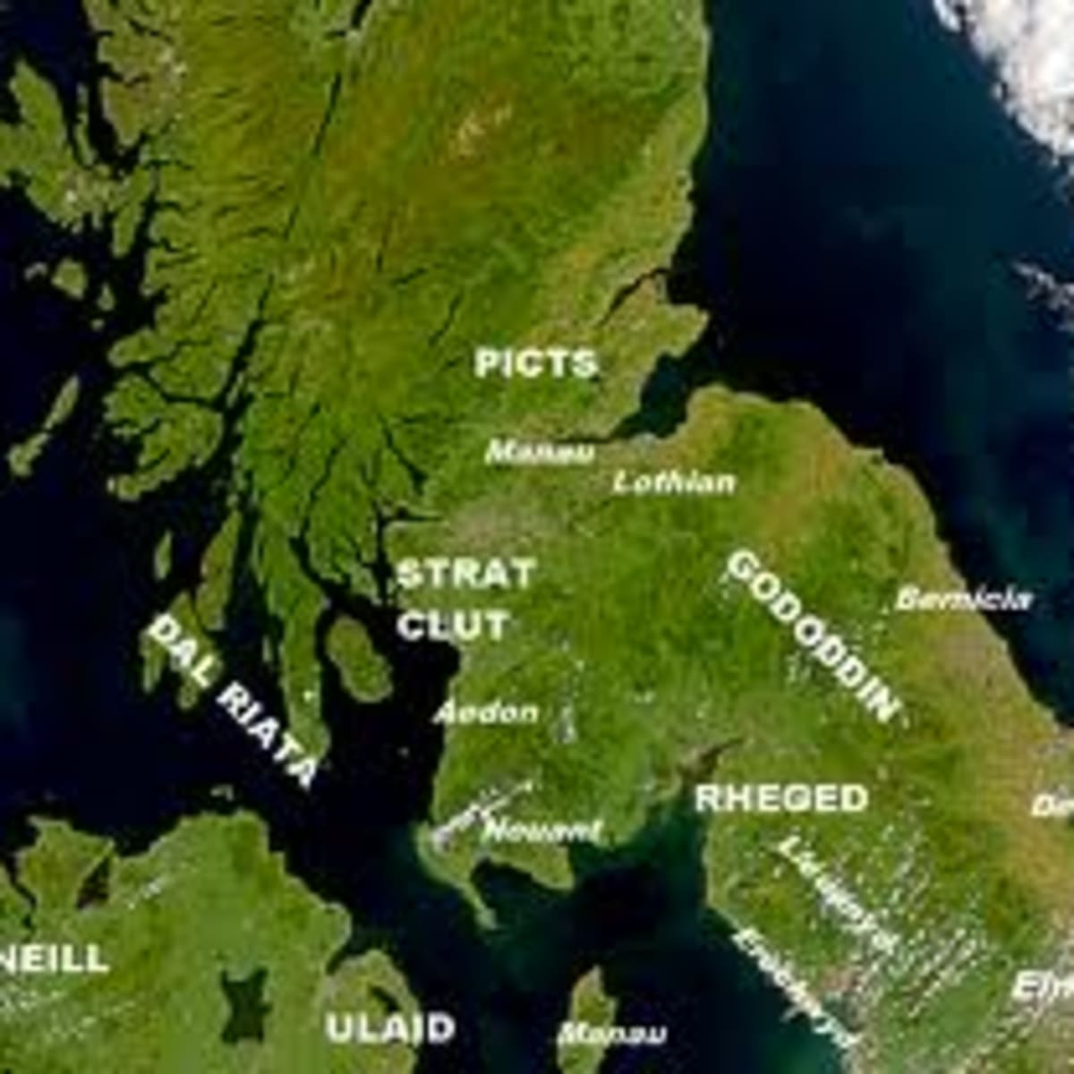 The Lost Kingdom of Pictland: Scotland's Forgotten Legacy - HubPages