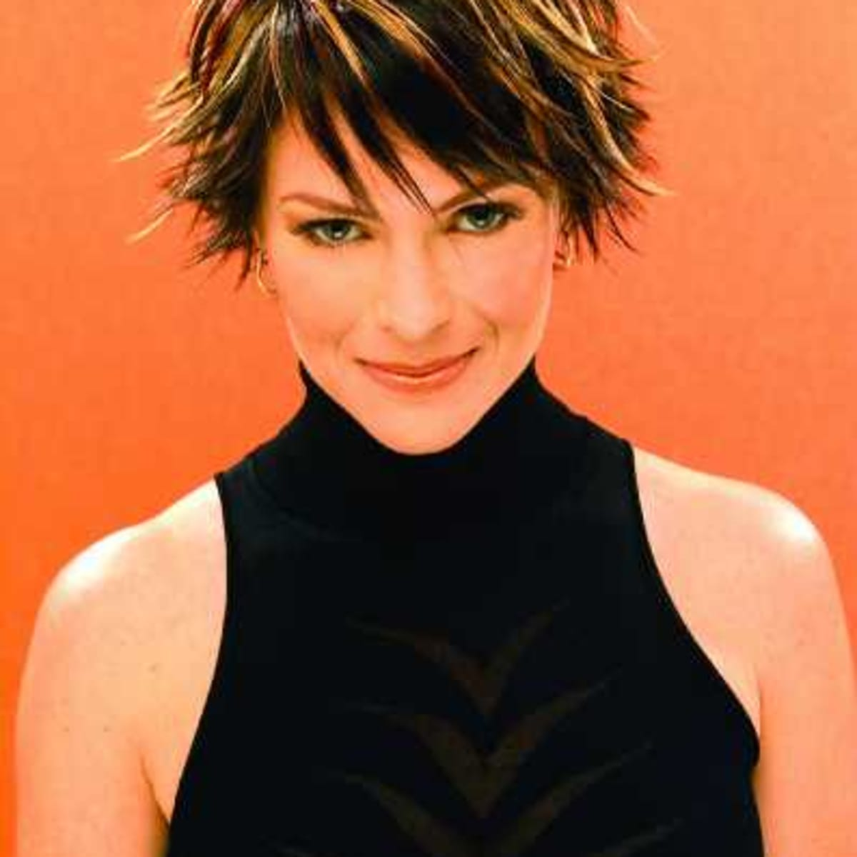Picture Gallery Of Short Razor Cut Hairstyles Hubpages