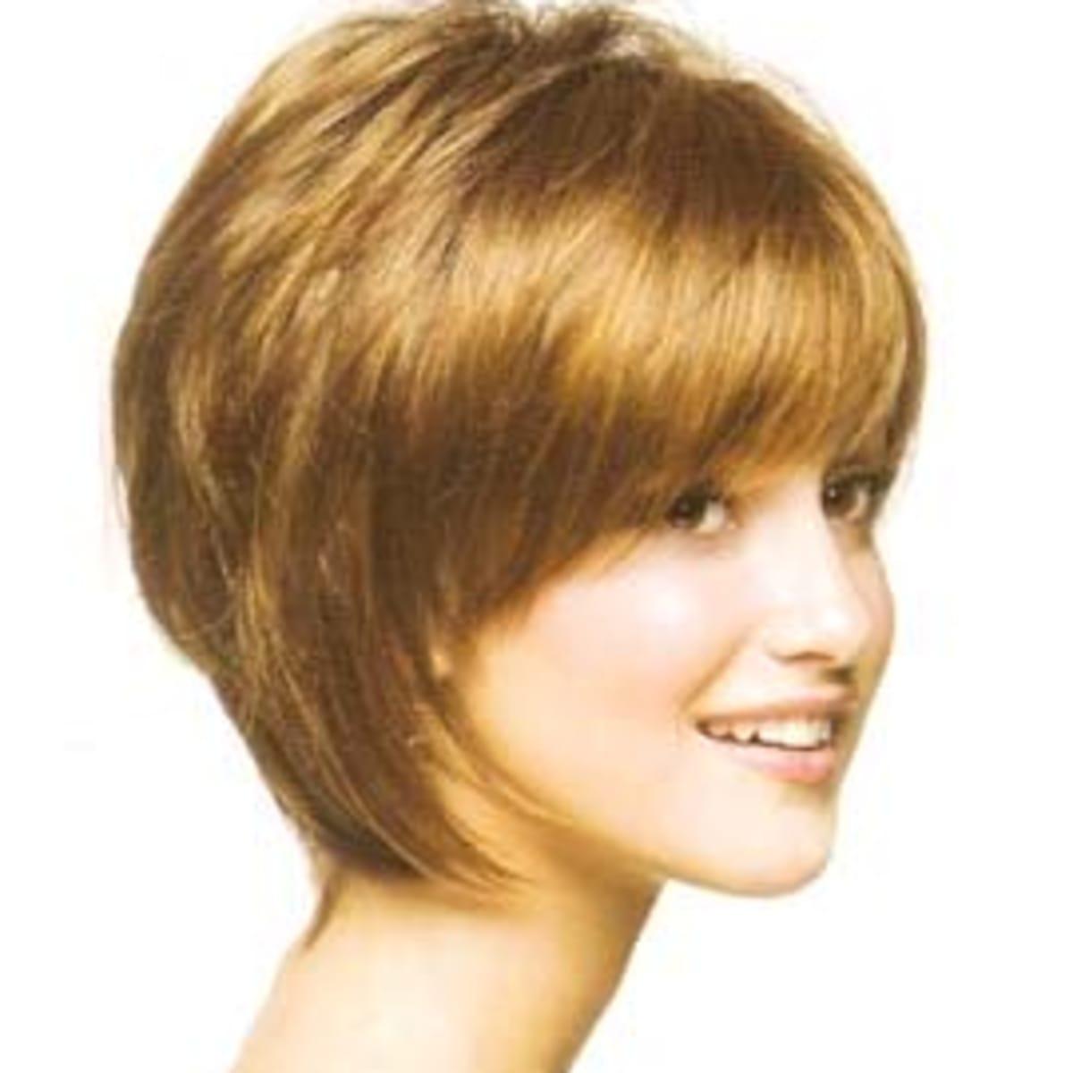 Haircuts Short Layered Hair Cuts And Hairstyles Bellatory Fashion And Beauty