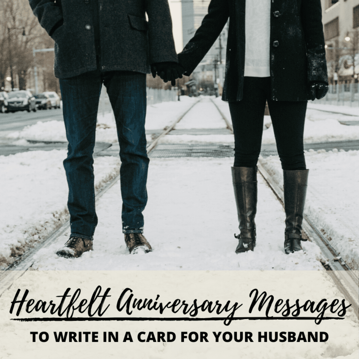 Note to husband on anniversary