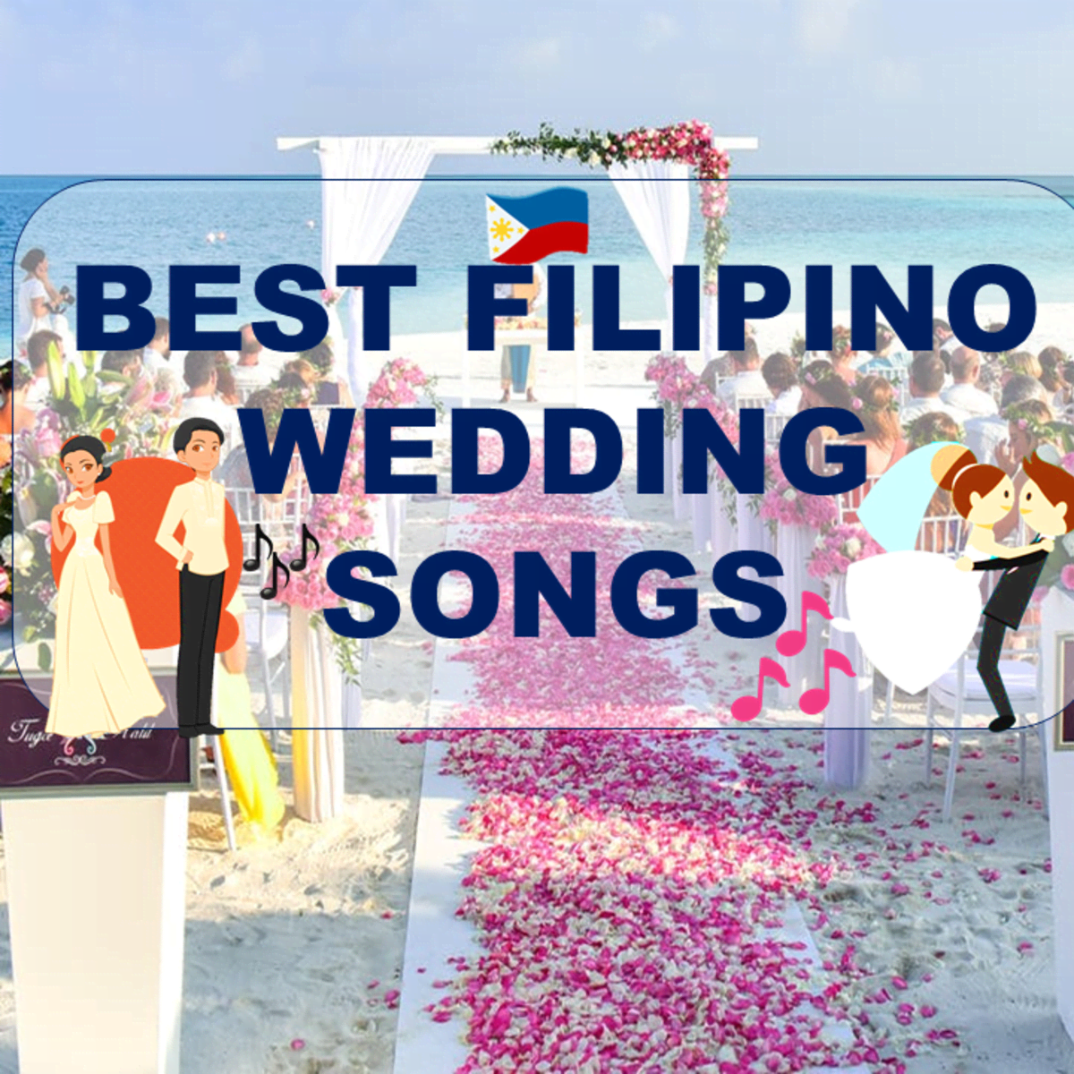 Best Filipino Wedding Songs Opm Of All Time Spinditty