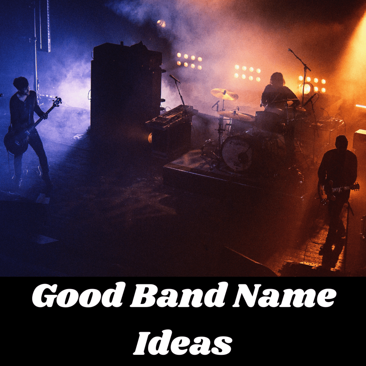 Good Band Name Ideas A Band Ain T A Band Unless You Have One Spinditty Music