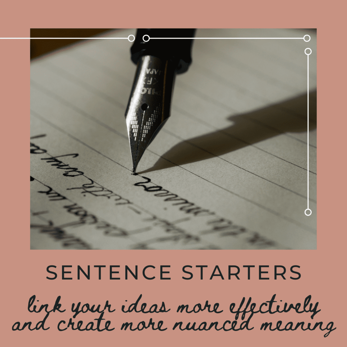 Easy Words to Use as Sentence Starters to Write Better Essays - Owlcation