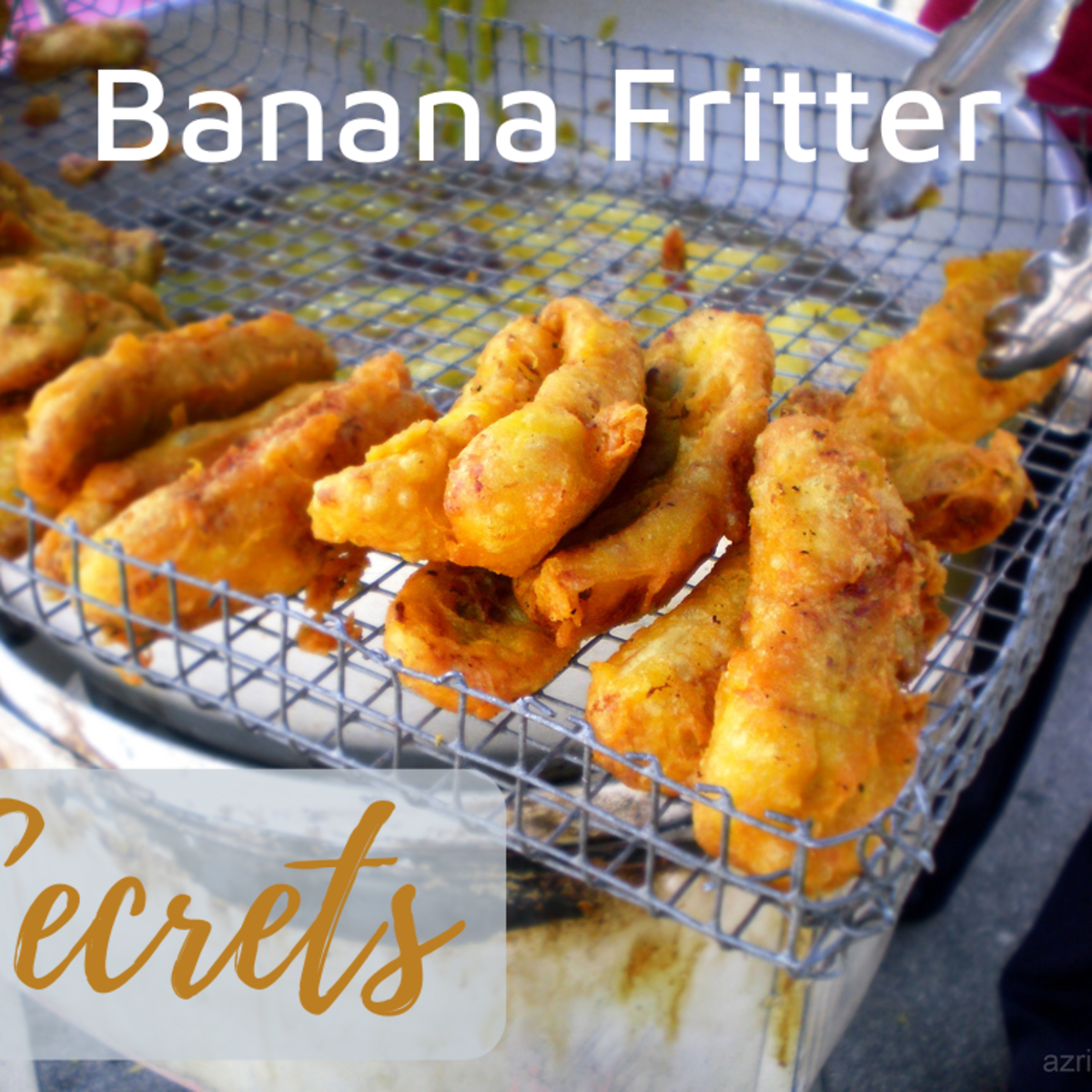 Secrets To Making Perfect Banana Fritters Pisang Goreng Delishably Food And Drink