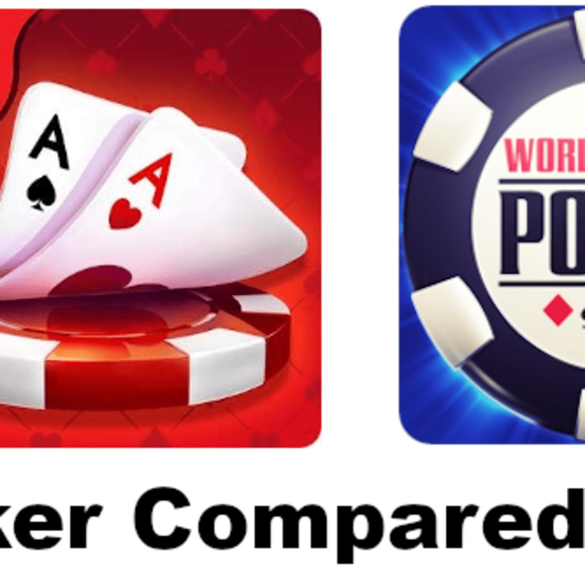 Zynga Poker Compared To Wsop Levelskip Video Games